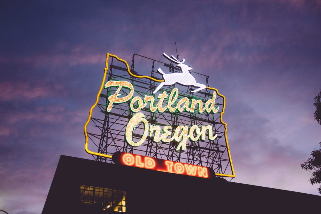 Increased Cannabis Production in Oregon
